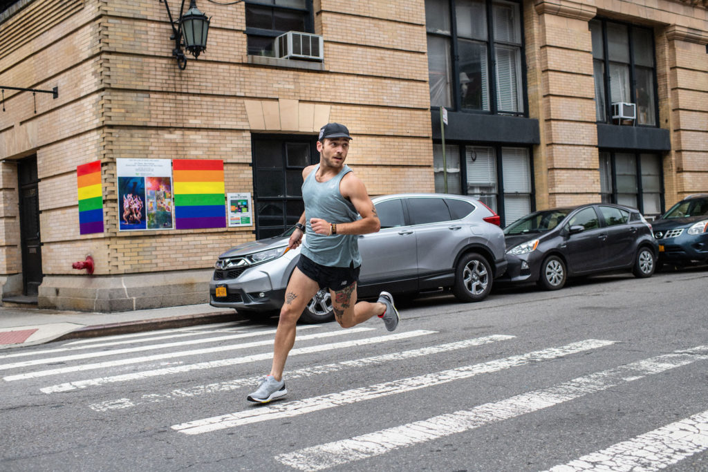 New Balance 880v10 Runner NYC Rainbow