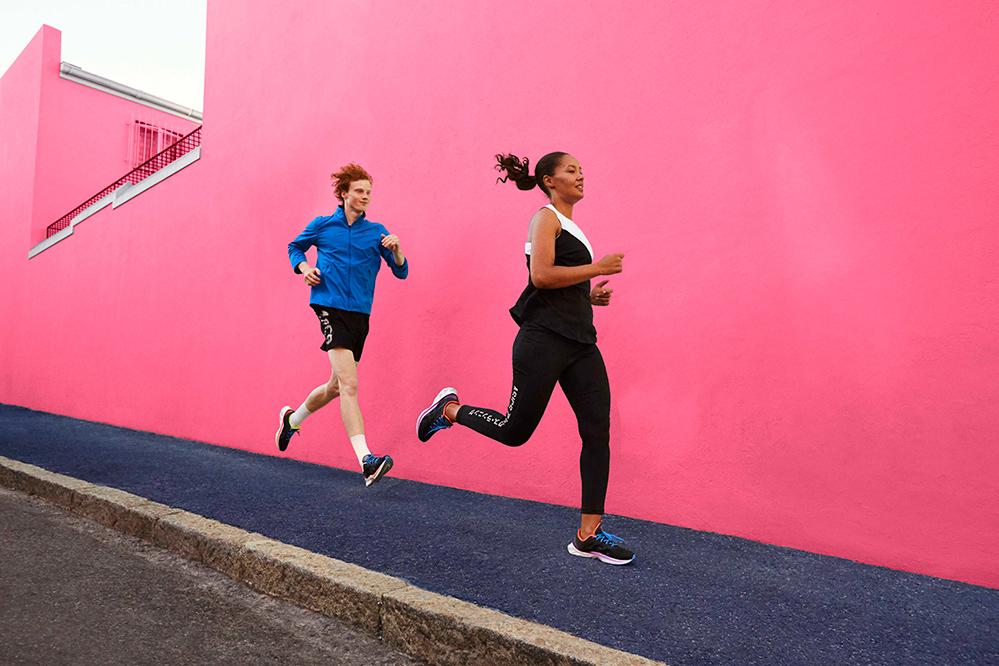 ASICS Novablas Runners Pink Wall