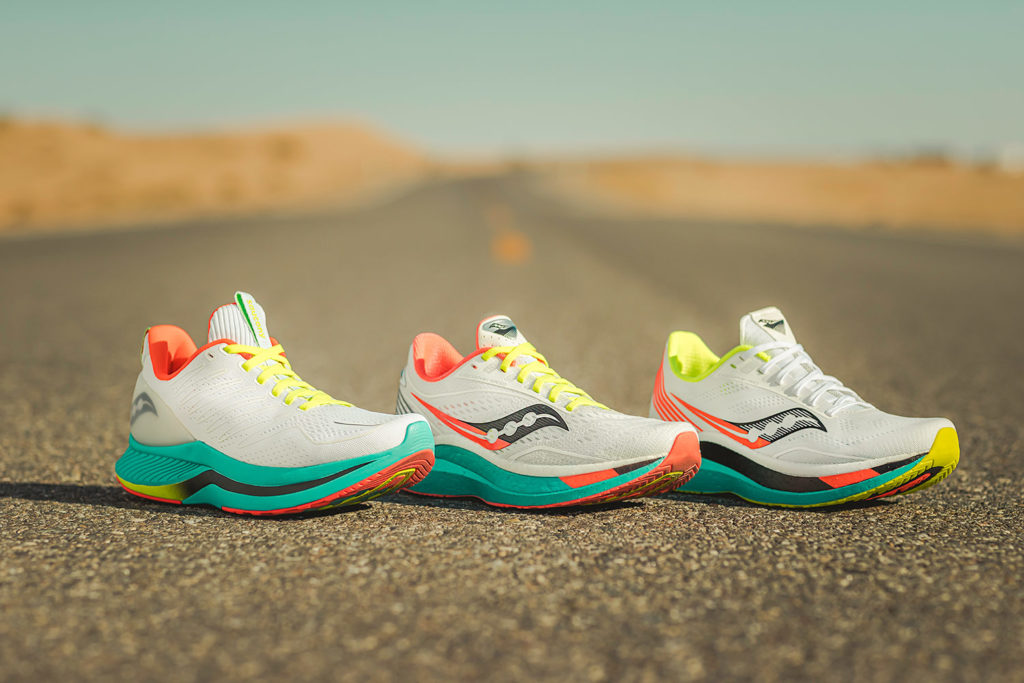 Saucony Endorphin Collection Road