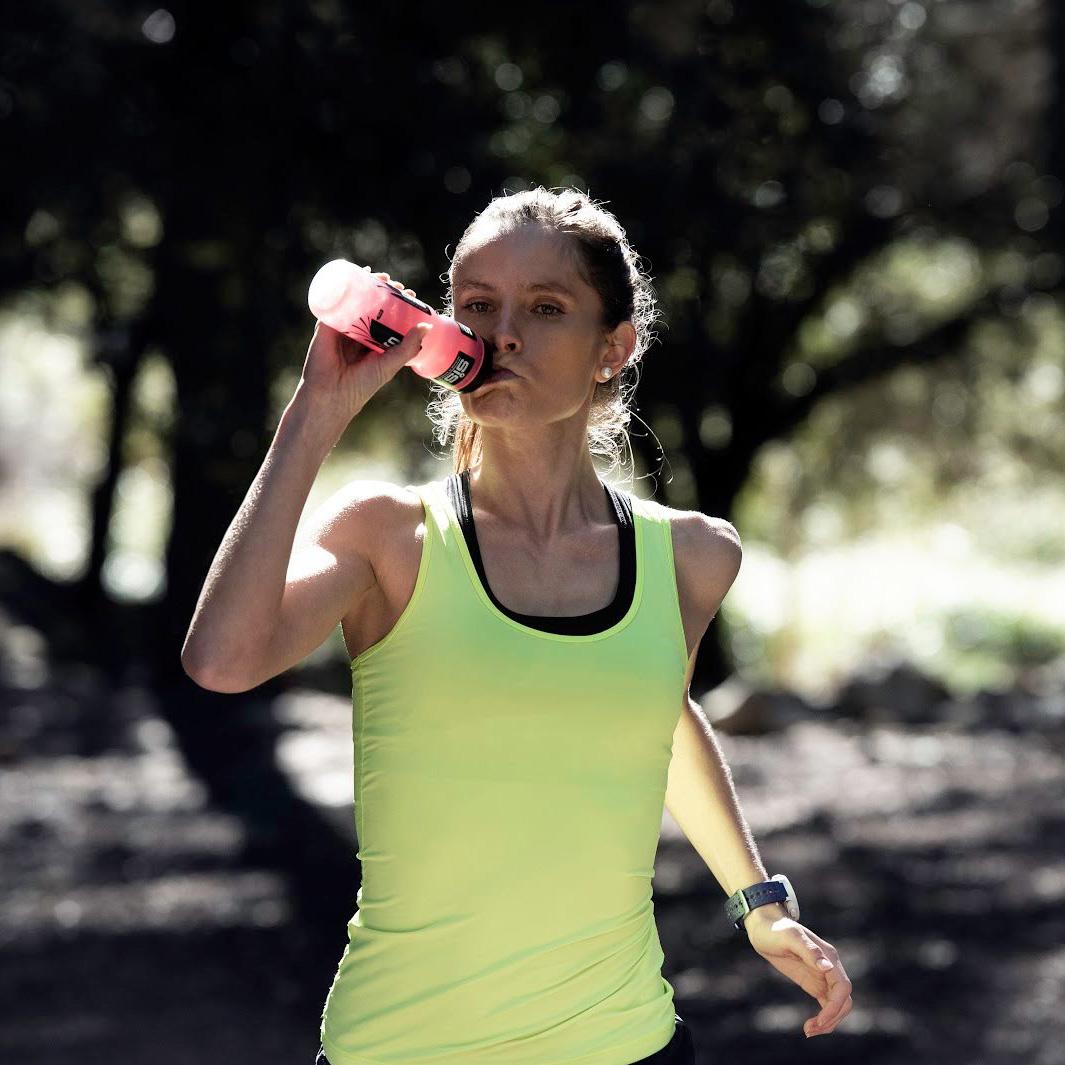 Sporternährung Lauftraining