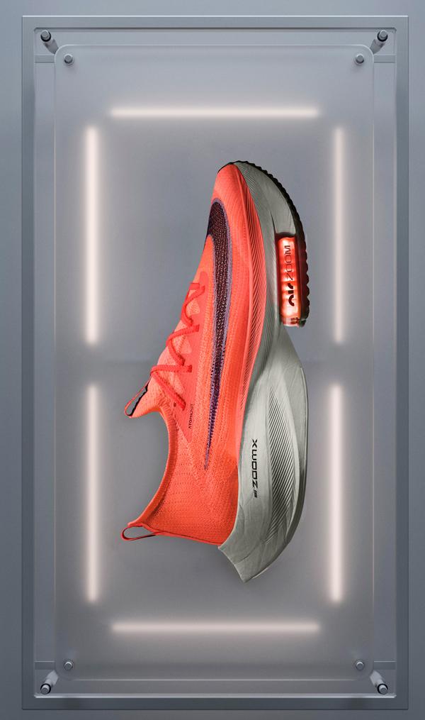 Nike Air Zoom Alphafly NEXT% Mango
