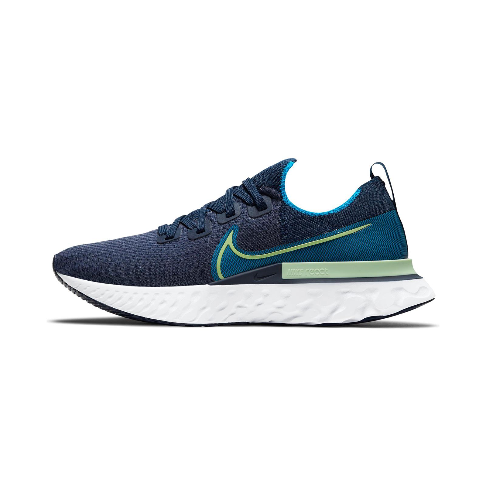 Nike React Infinity Run Flyknit 2 blue