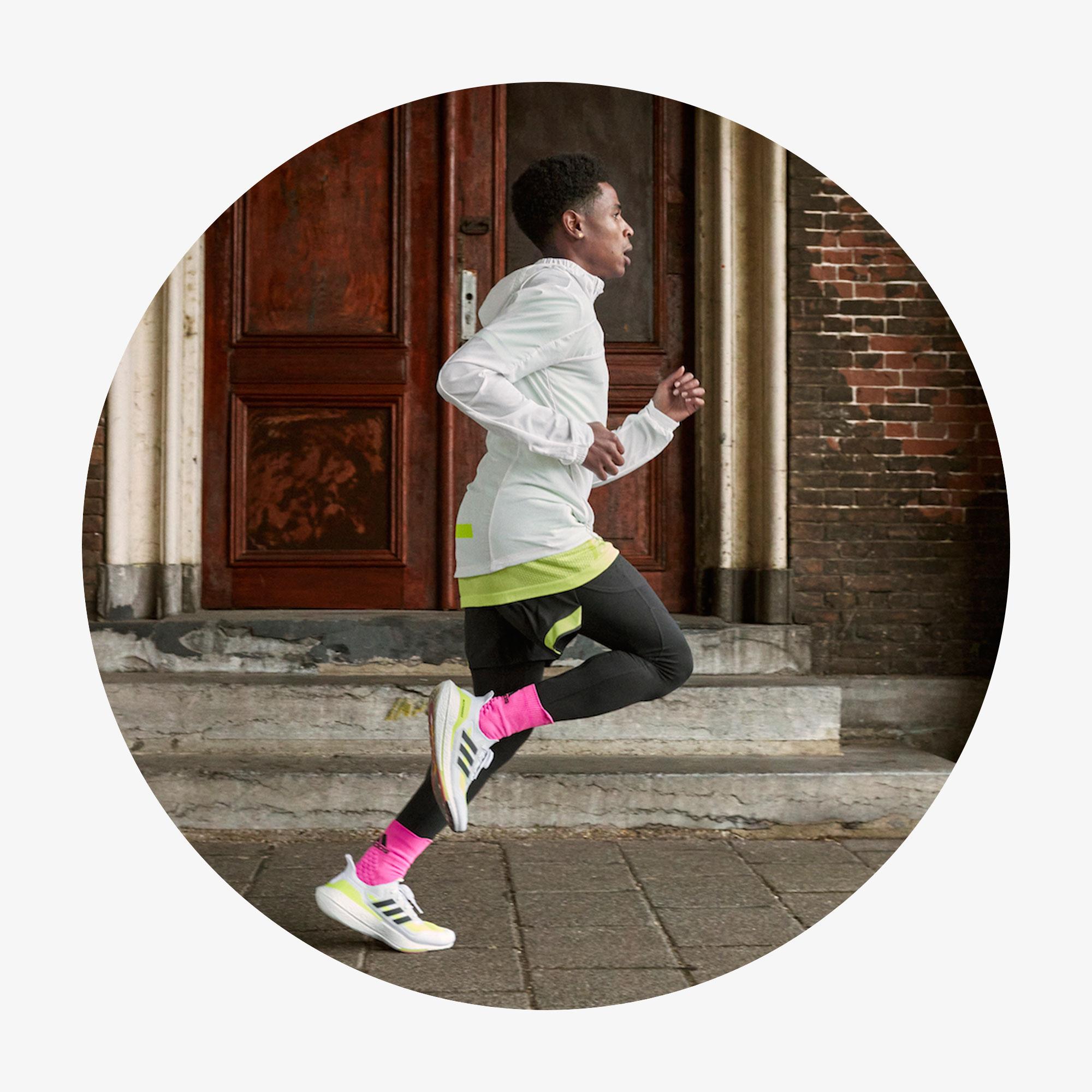 adidas Ultraboost 21 runner