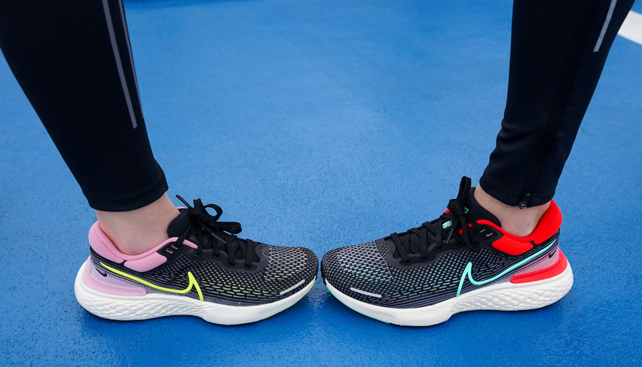 Nike React Infinity Run 2 VS ZoomX Invincible Run