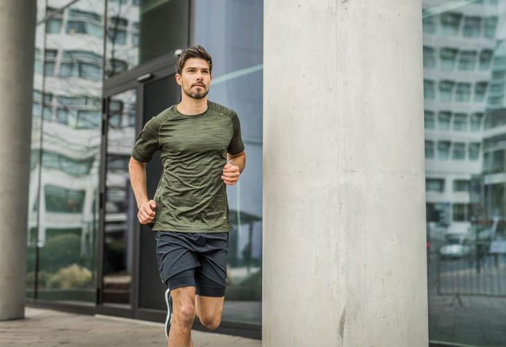 Running Shirts Men
