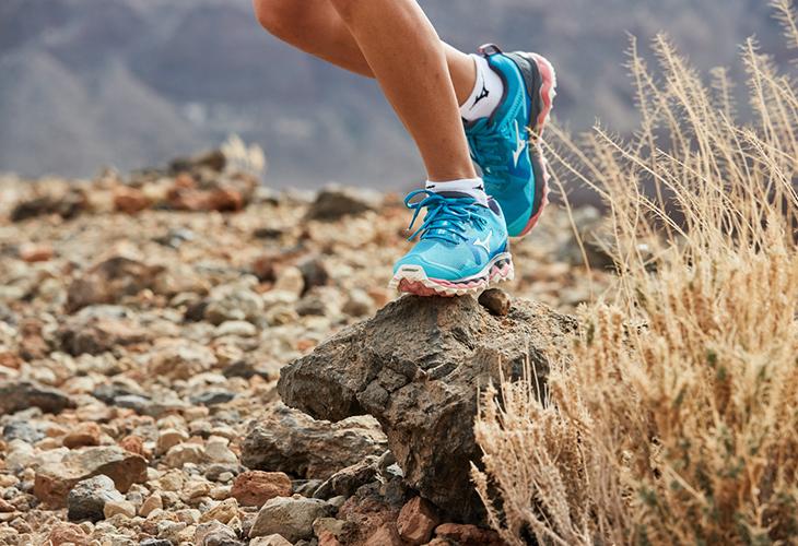 Trailrunning Schuhe Damen