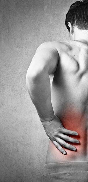 Woher kommen Rückenschmerzen?